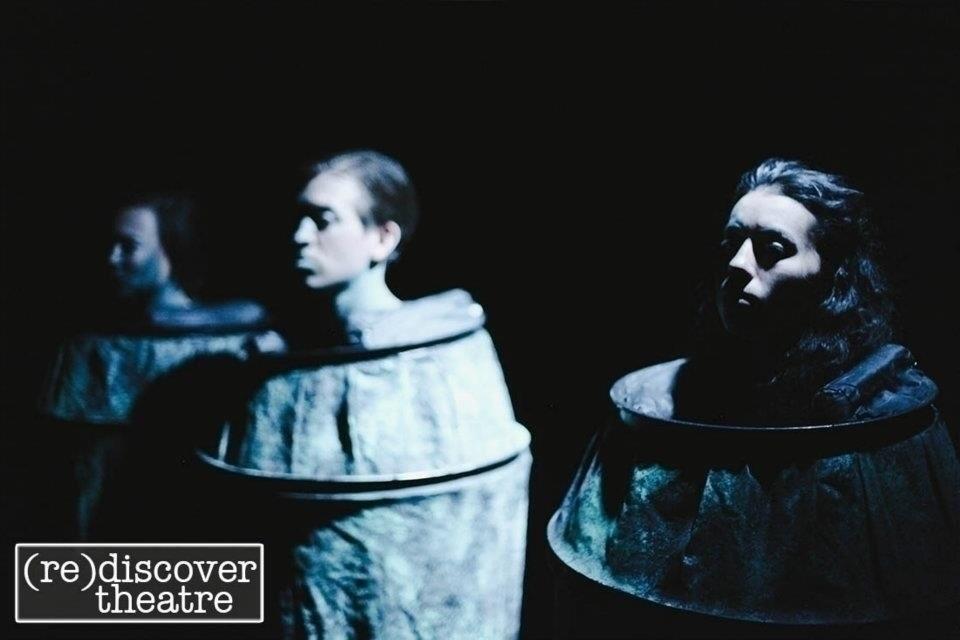 Matt Wills (co-artistic director) (@rediscovertheatre) Cover Image