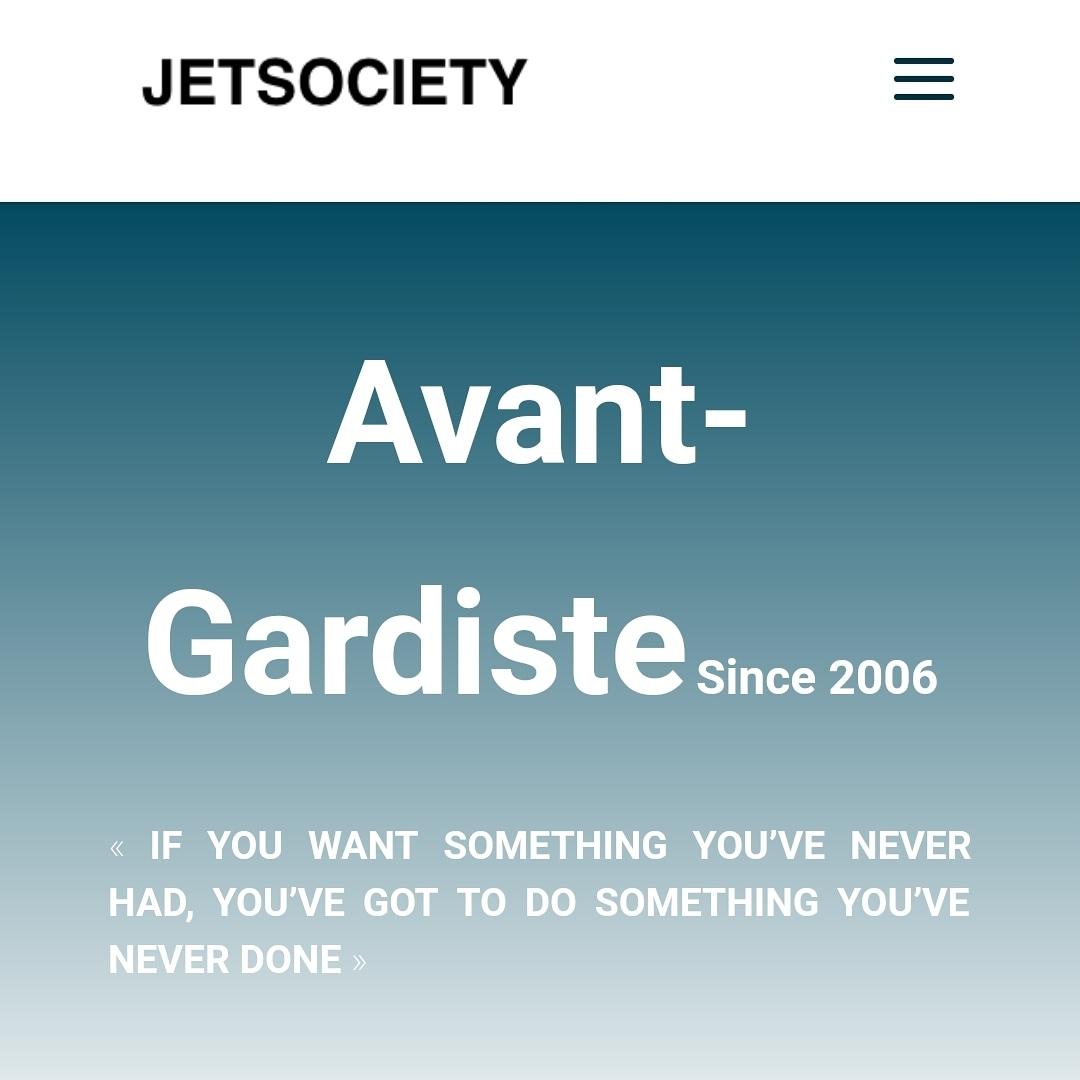 JetSociety (@jetsociety) Cover Image