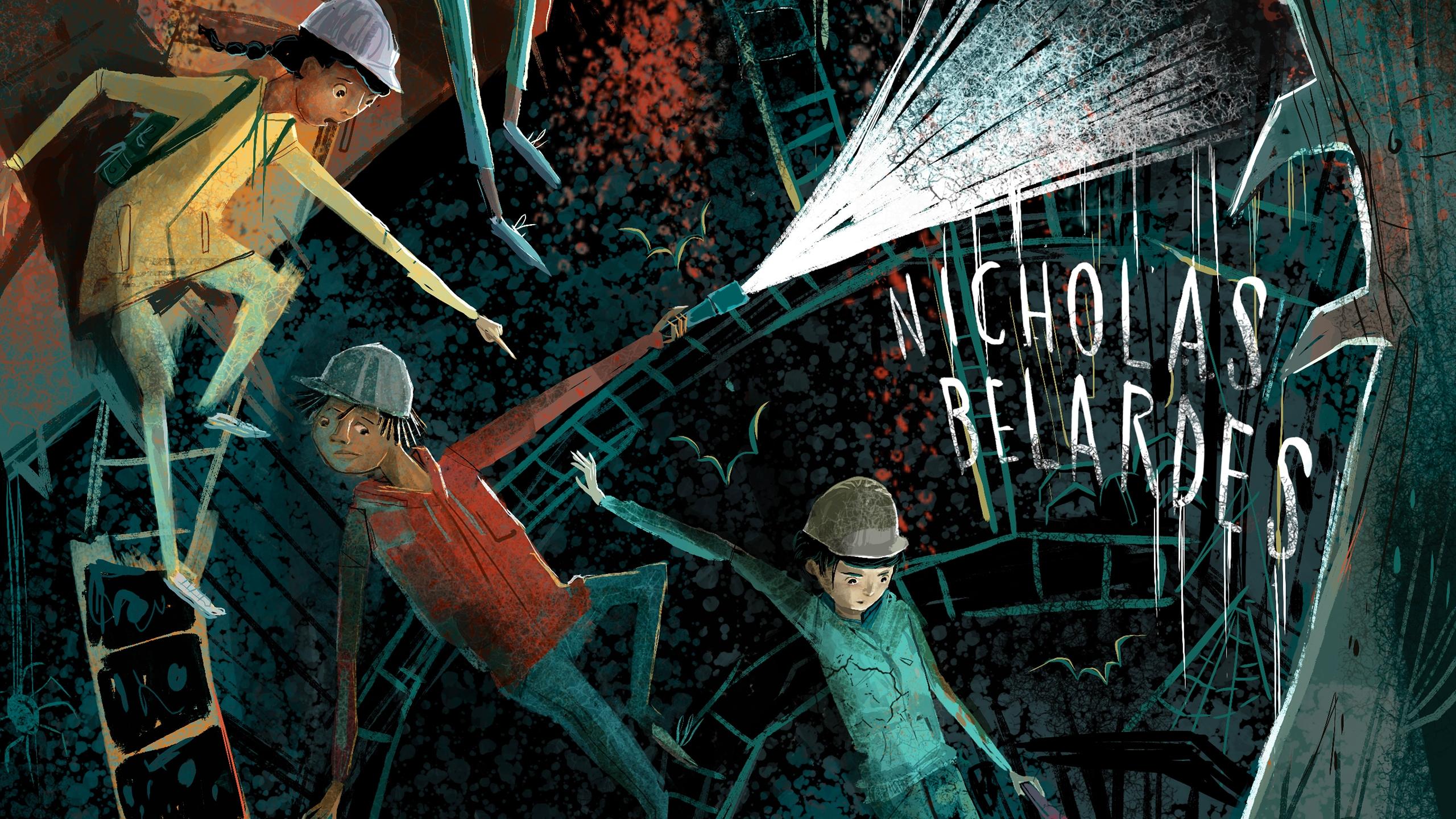 Nicholas Belardes (@nickbelardes) Cover Image