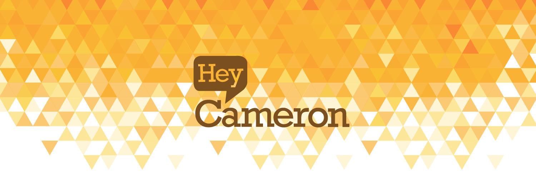 Cameron Wheeler (@heycameron) Cover Image