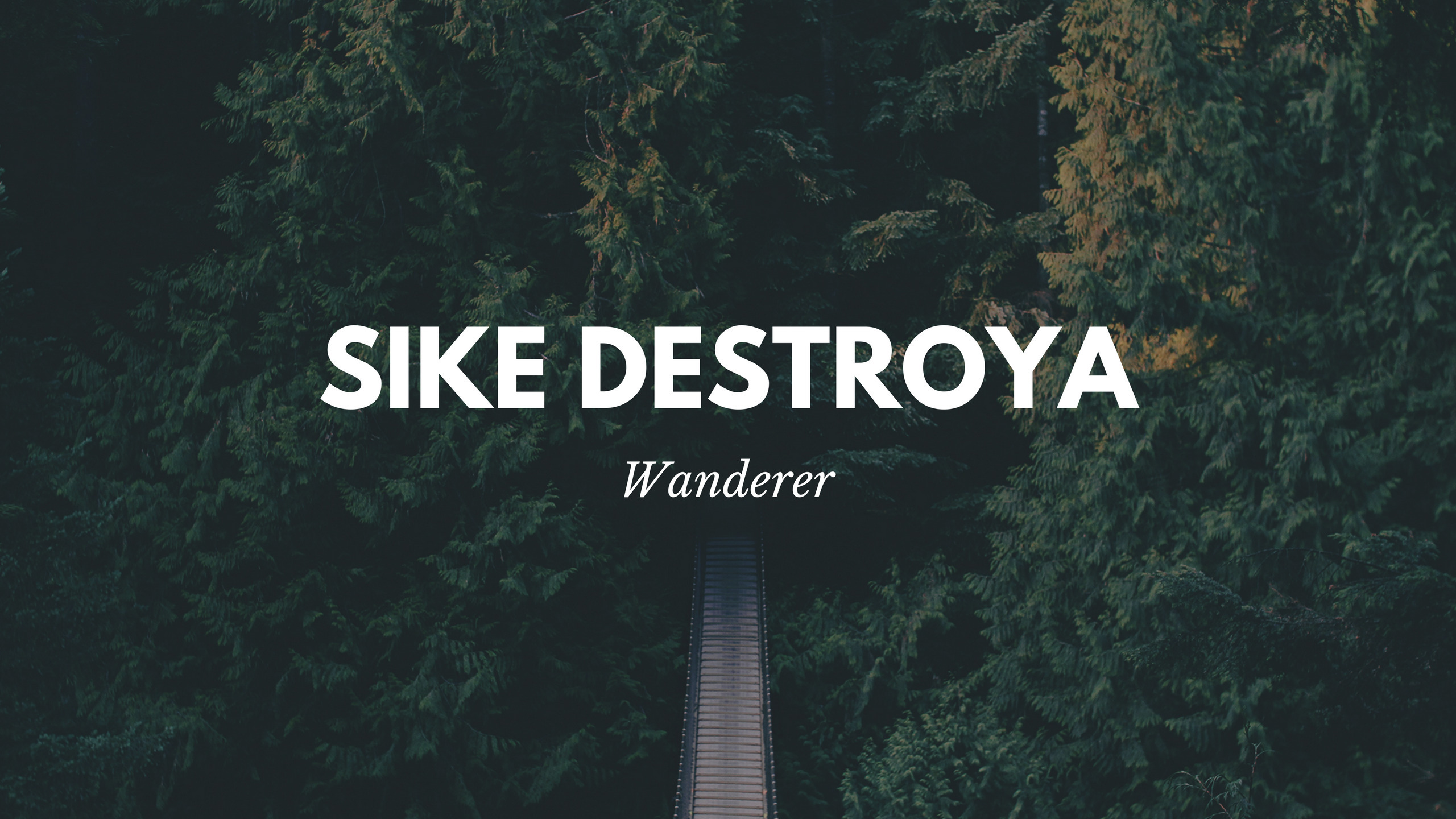 Sikedestroya (@sikedestroya) Cover Image