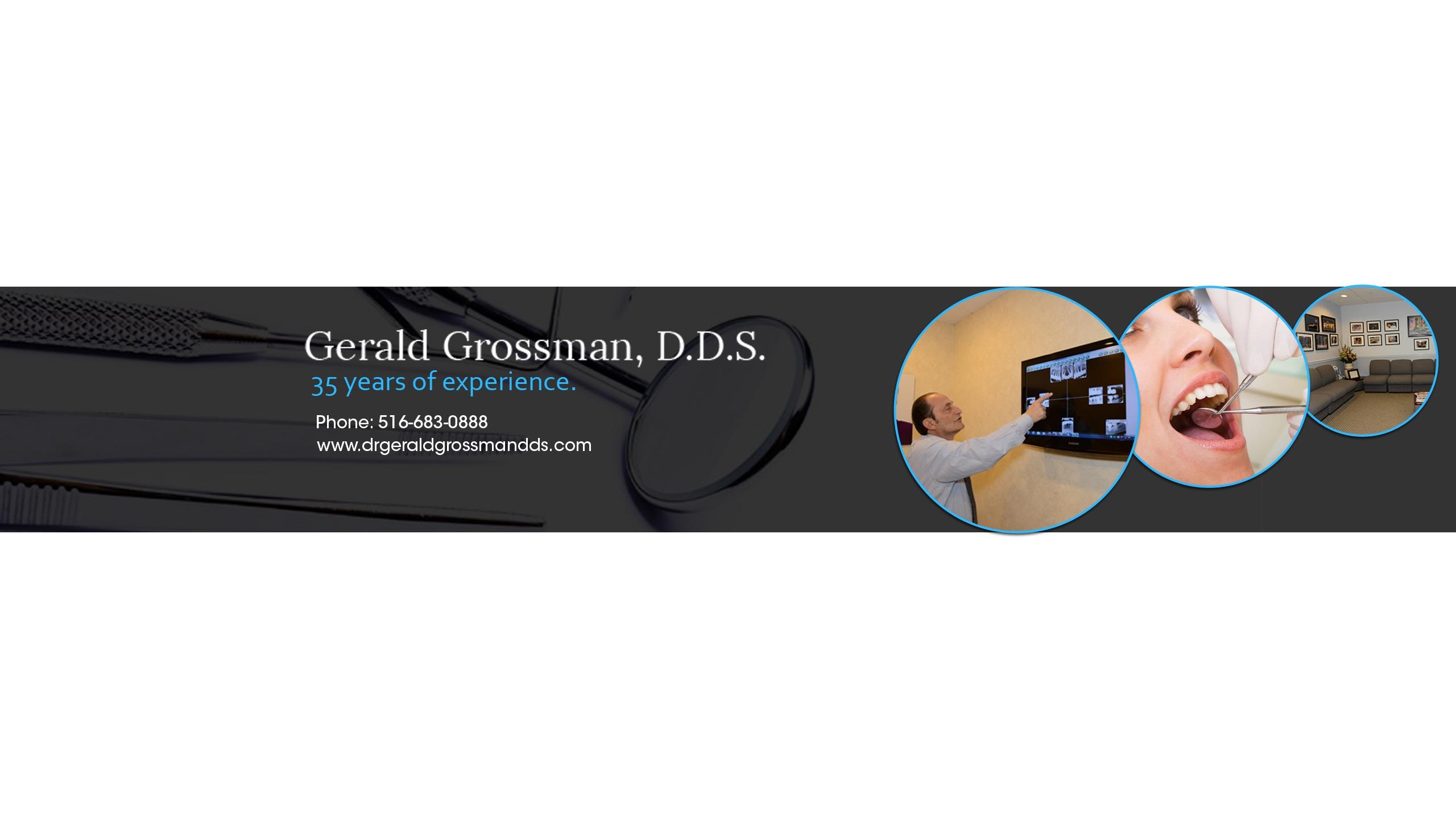 Gerald B Grossman DDS (@drgeraldgrossmandds) Cover Image
