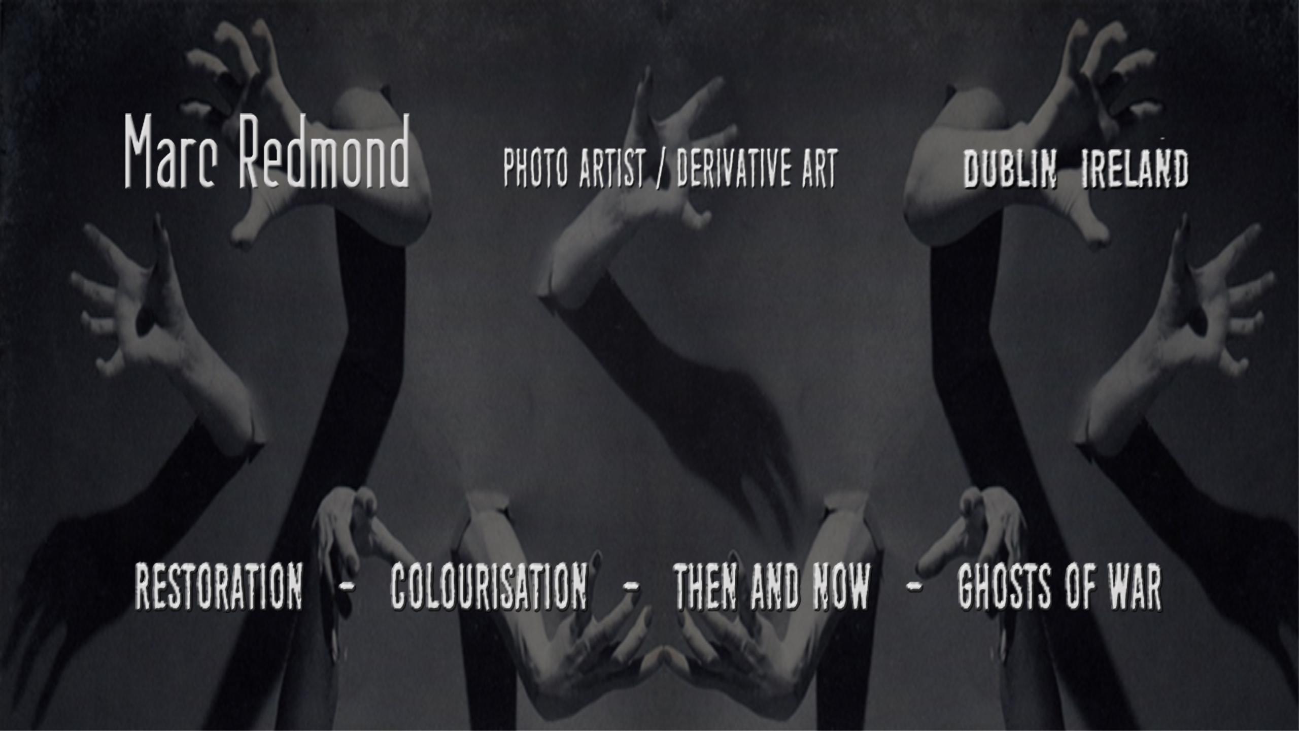 Marc Redmond (@marcredmond) Cover Image