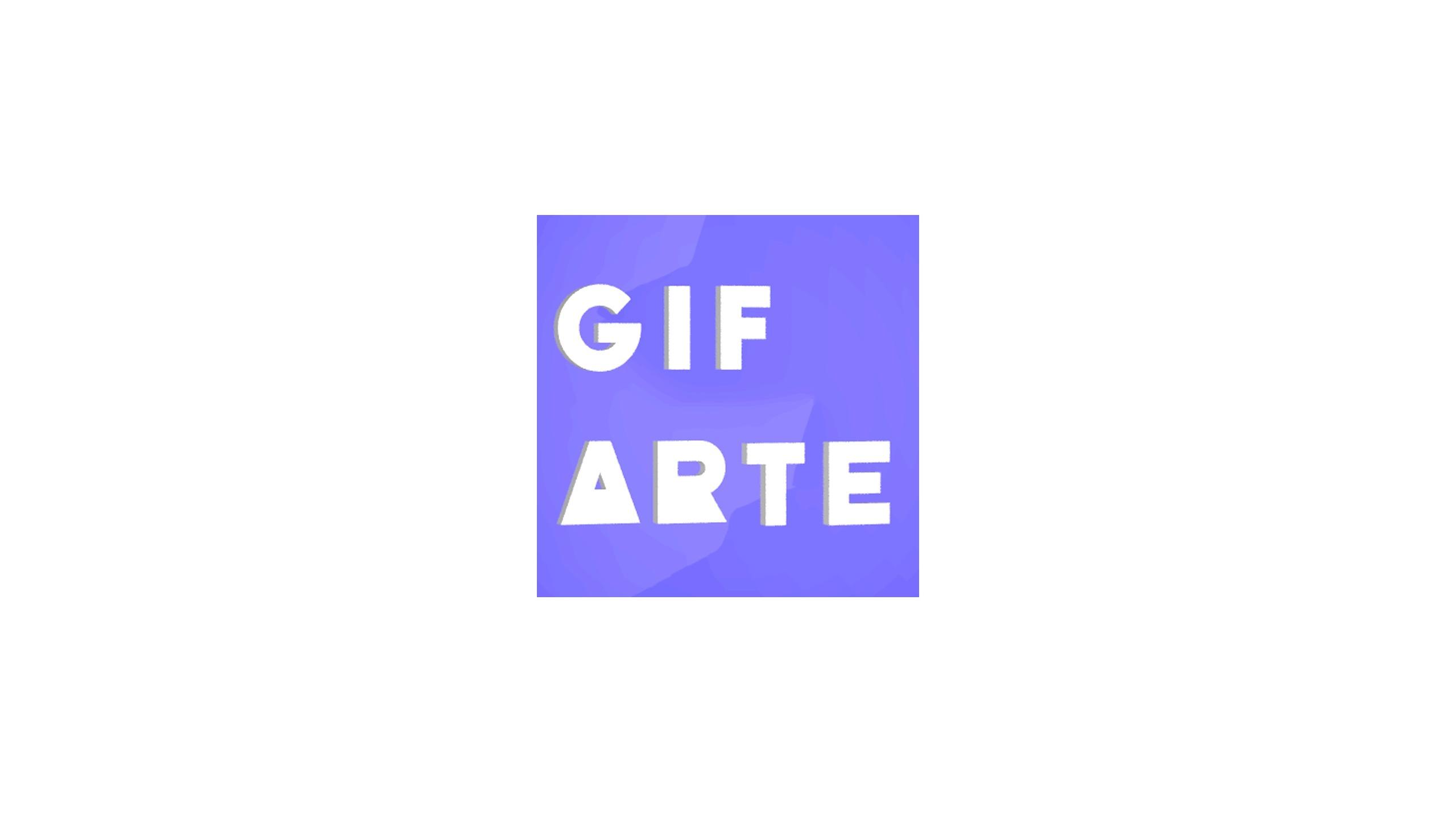 Gif Arte (@gifarte) Cover Image