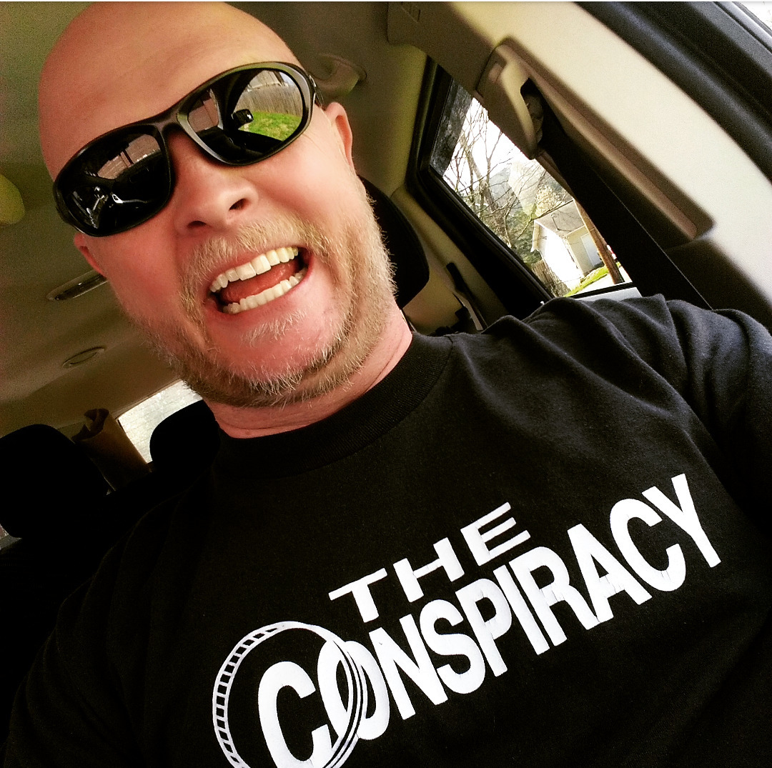 Jay Hodge (@wearetheconspiracy) Cover Image