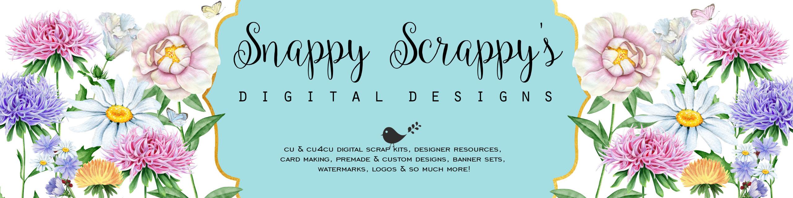 Snappyscrappy Digital Designs (@snappymarie) Cover Image