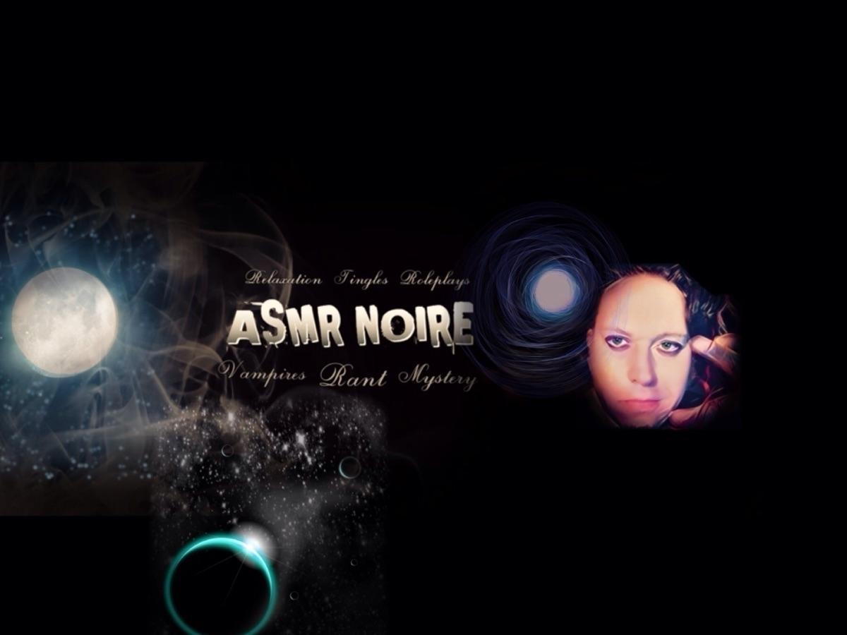 ASMR-Noire (@asmr-noire) Cover Image