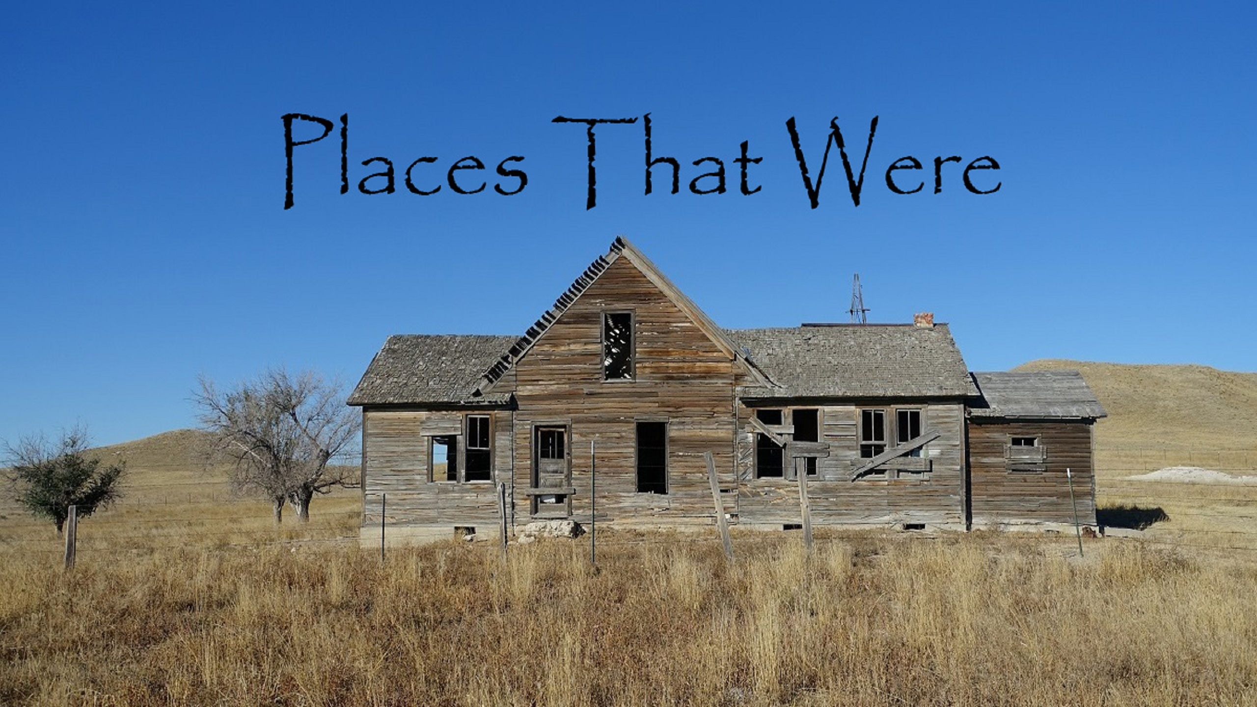 (@placesthatwere) Cover Image