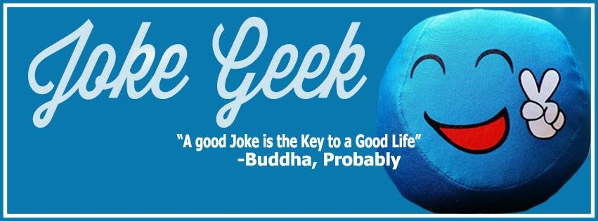 Joke Gee (@jokegeek) Cover Image