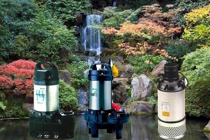 Tsurumi Pumps (@tsurumipumps) Cover Image