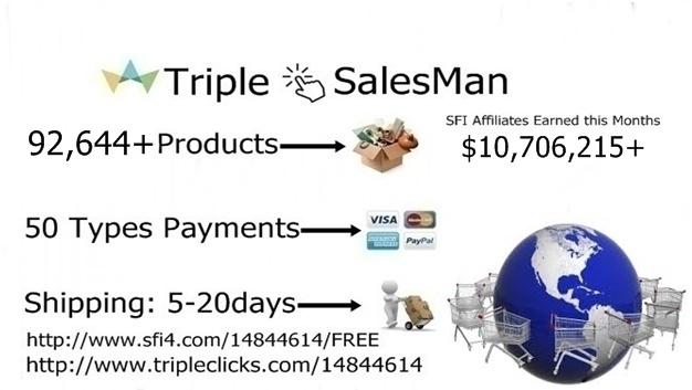 @tripleclicks-salesman Cover Image