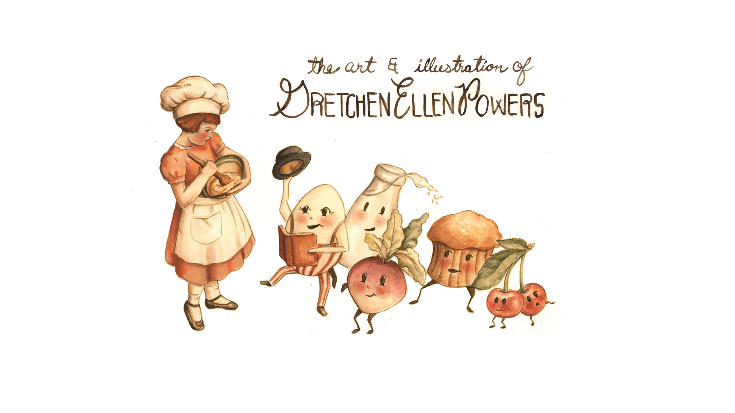 Gretchen Ellen Powers (@gretchenellenpowers) Cover Image