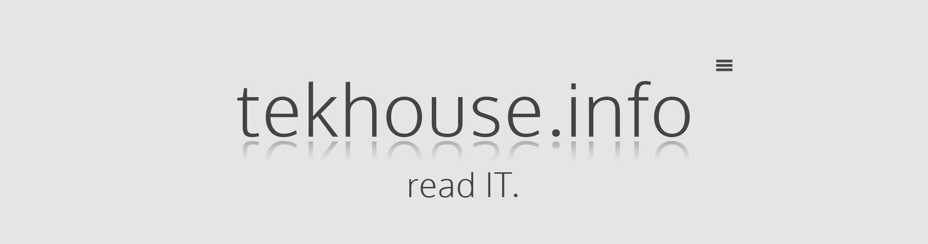 tekhouse.info (@tekhouseinfo) Cover Image