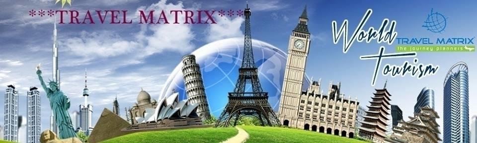 Travel Matrix (@travelmatrix) Cover Image