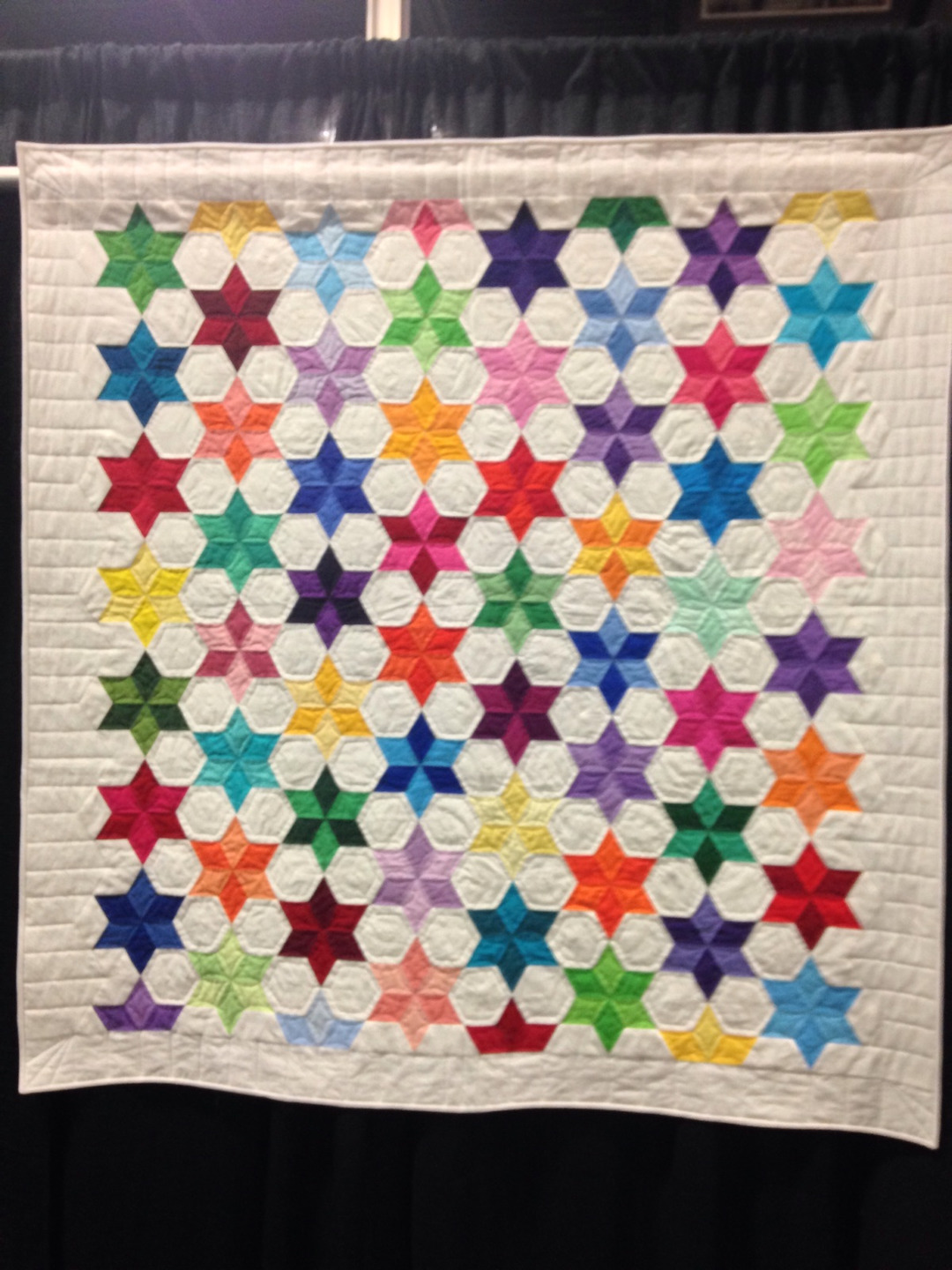 Maureen (@sewhappyquilting) Cover Image