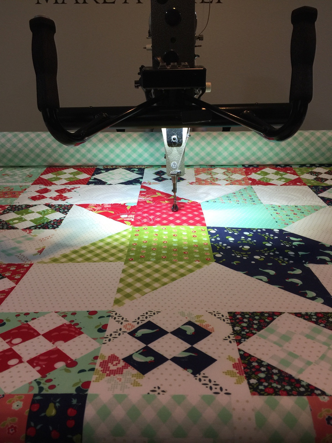 Mary (@mohr_quilting) Cover Image