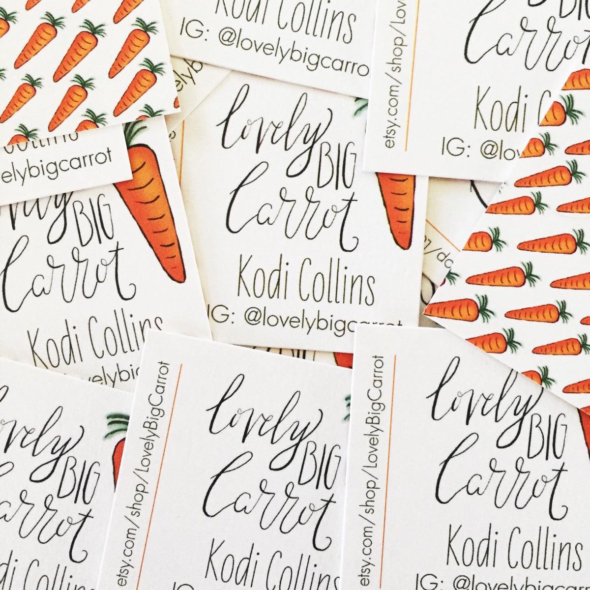 kodi collins (@lovelybigcarrot) Cover Image
