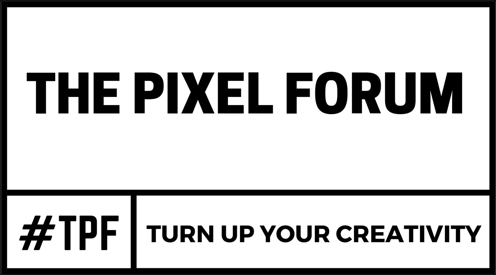 @thepixelforum Cover Image