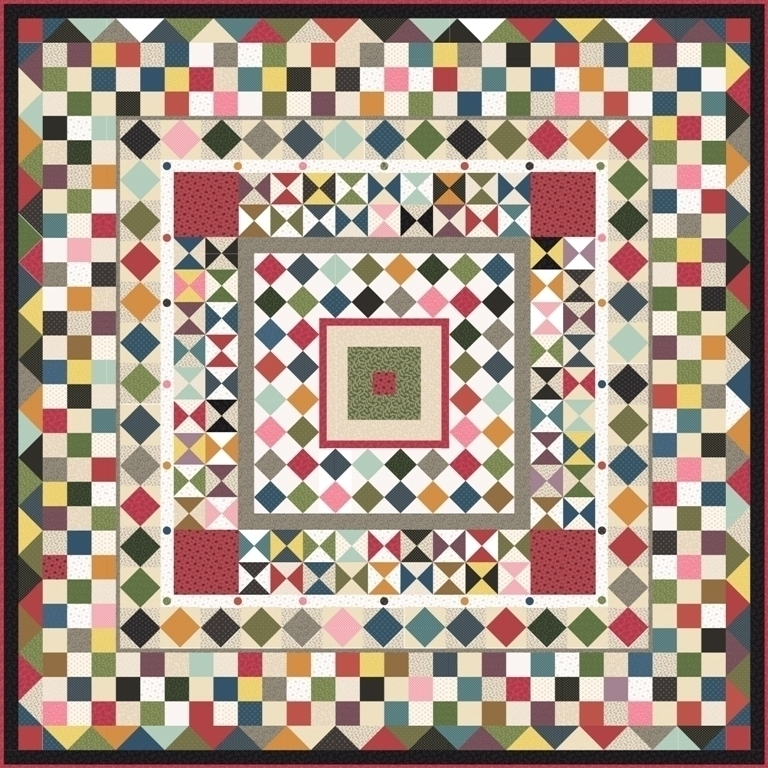 British Patchwork & Quilting Magazine (@pqmag) Cover Image