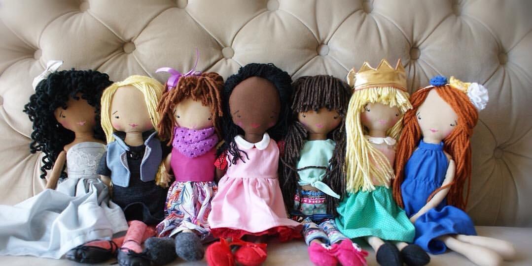 Handmade dolls (@bciloveyou) Cover Image