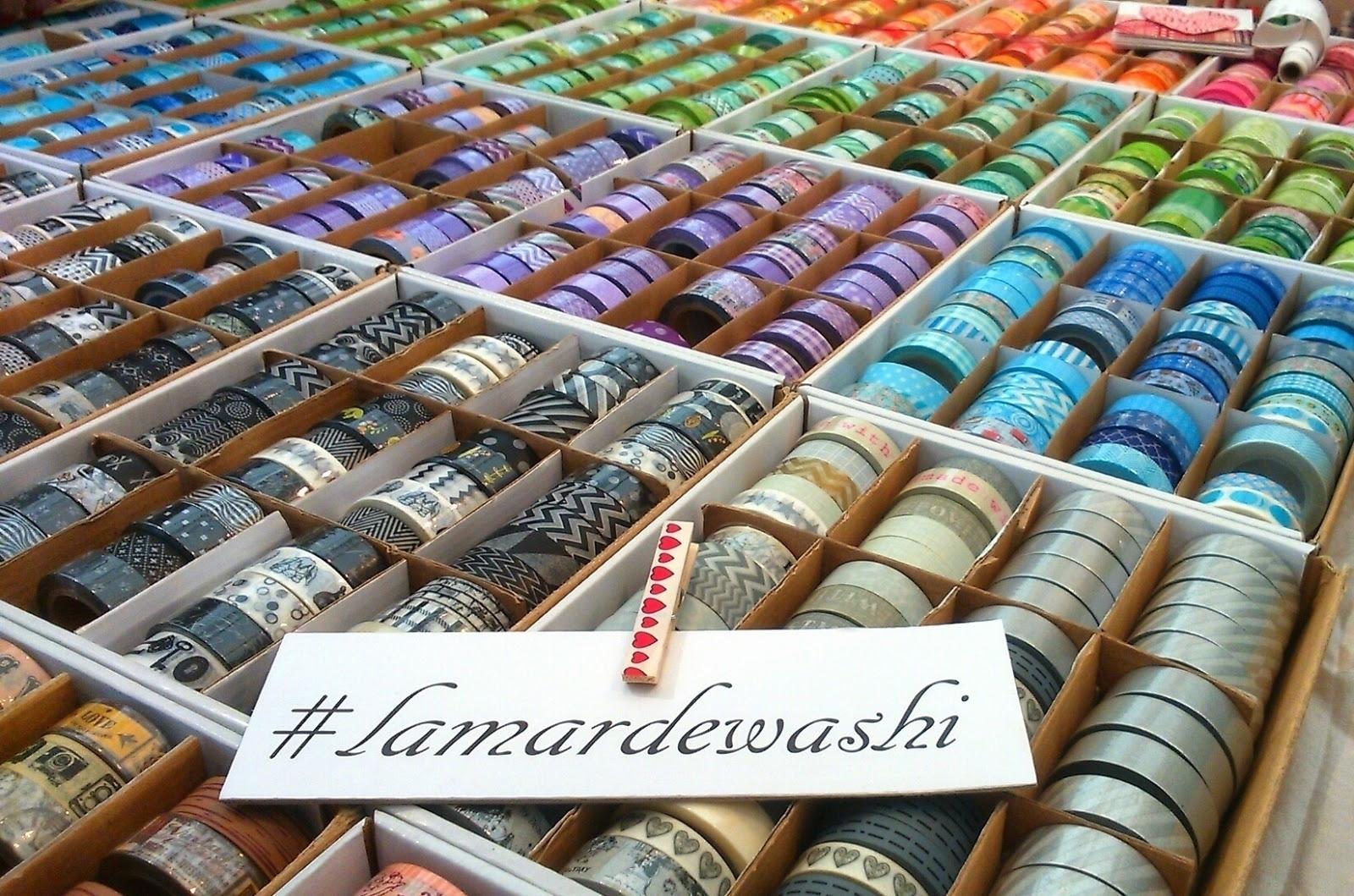La mar de Washi Tapes (@lamardewashi) Cover Image