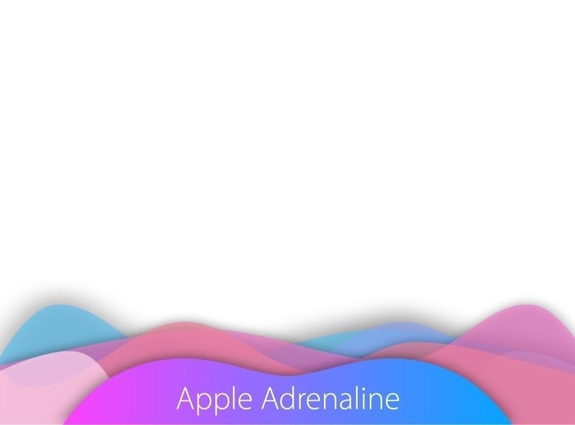 Apple Adrenaline  (@appleadrenaline) Cover Image