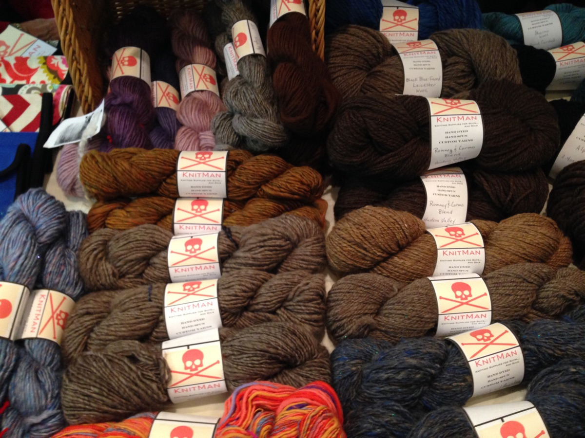 AnneMichelle (@knitmanknittinggoods) Cover Image