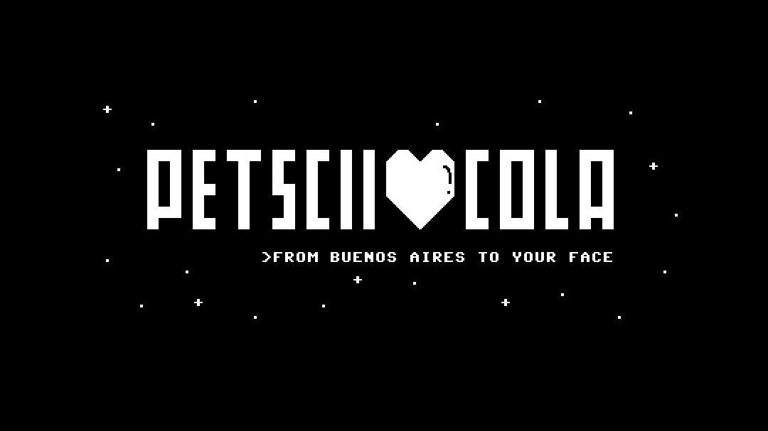 Petscii Cola (@petsciicola) Cover Image