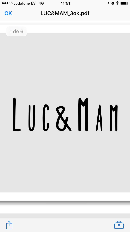 luc&mam (@lucandmam) Cover Image