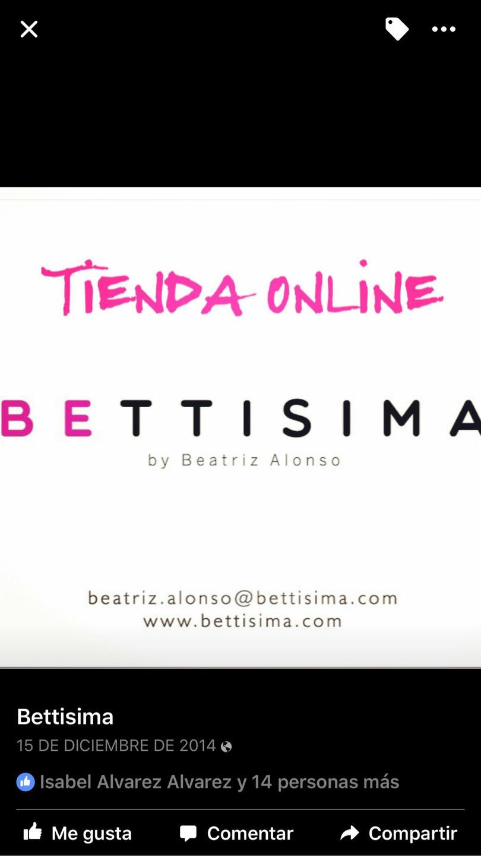 Bettisima (@bettisima) Cover Image