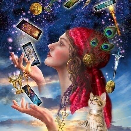 (@crossroadspsychics) Cover Image