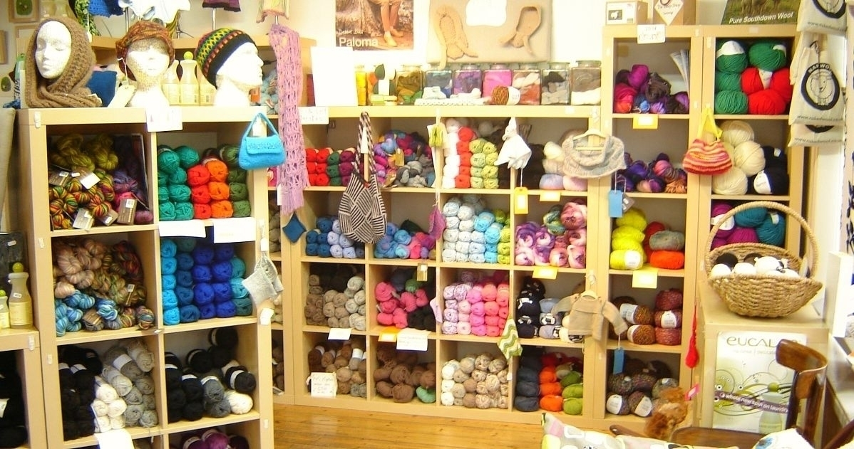 Sarah of The Sheep Shop (@thesheepshop) Cover Image
