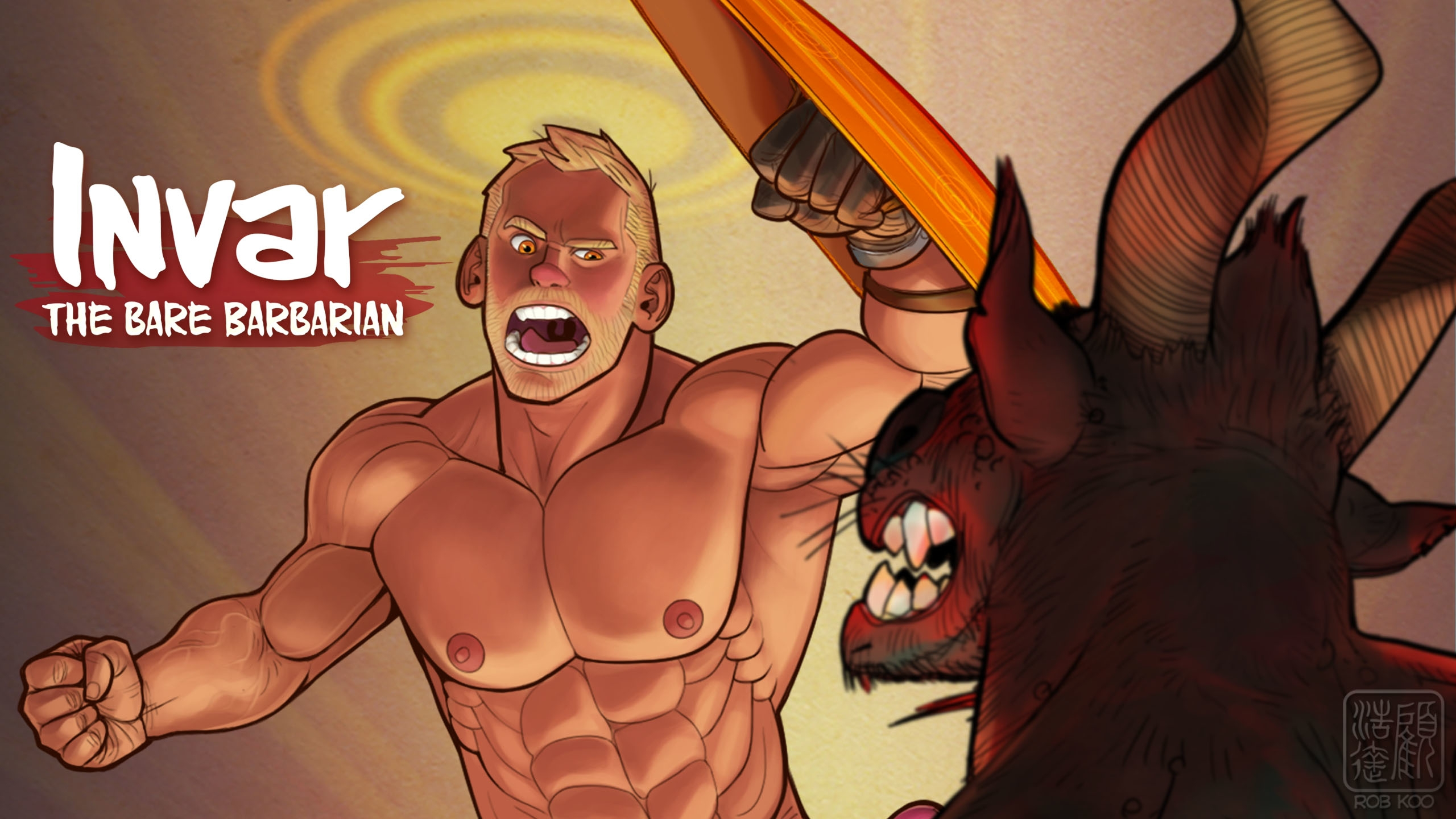 Invar the Bare Barbarian (@invar_the_bare_barbarian) Cover Image