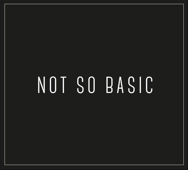 not so basic  (@impluma) Cover Image