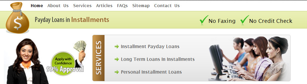 Payday Loans In Installments (@paydayloansininstallments) Cover Image