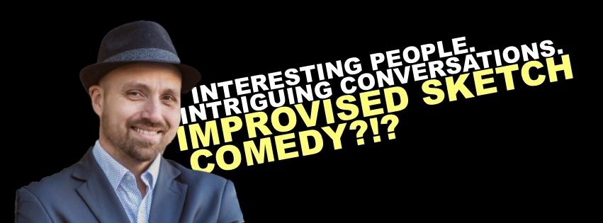 Sketch Comedy Podcast Show (@sketchcompod) Cover Image