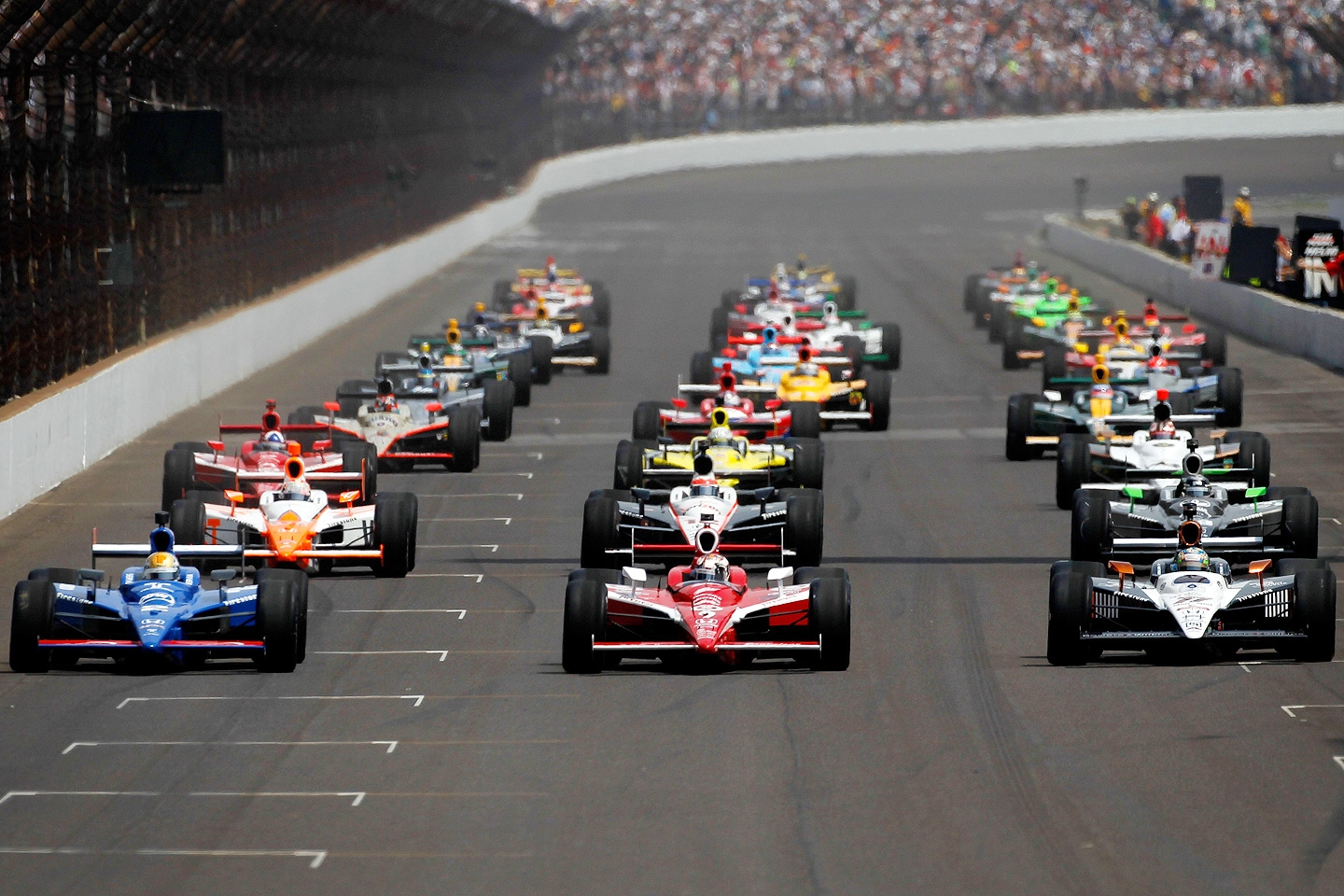 Indy 500- Indianapolis 500 (@indy500race) Cover Image