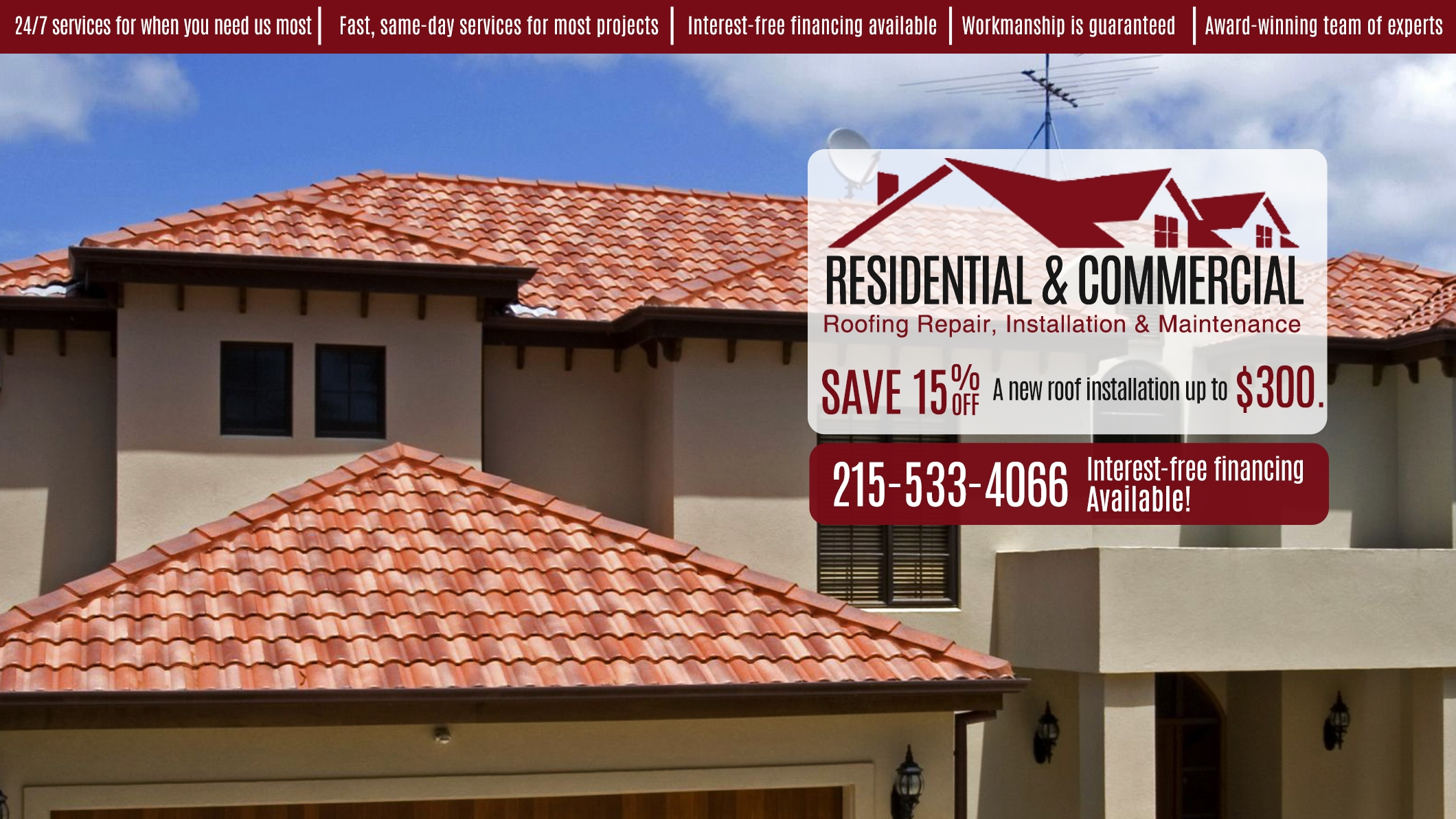 Seal Roofing (@sealroofing) Cover Image