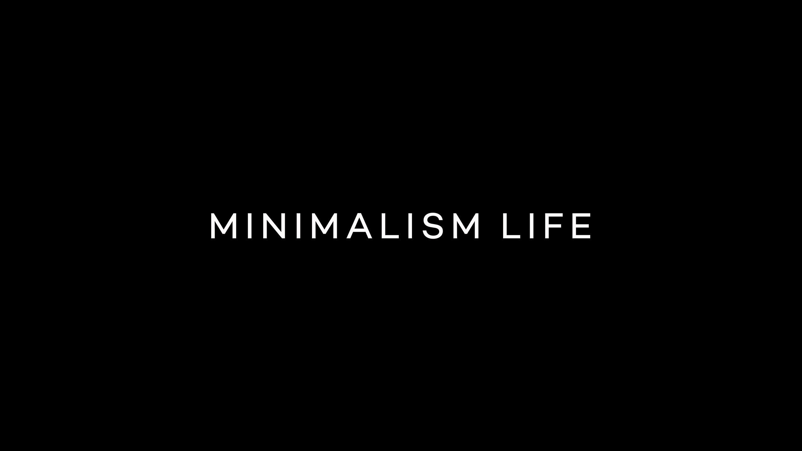 Minimalism Life (@minimalism) Cover Image