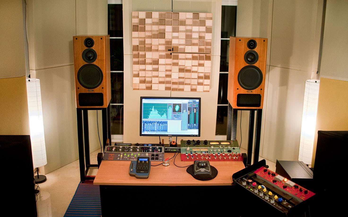 Red Mastering Studio in Londo (@onlinemastering) Cover Image