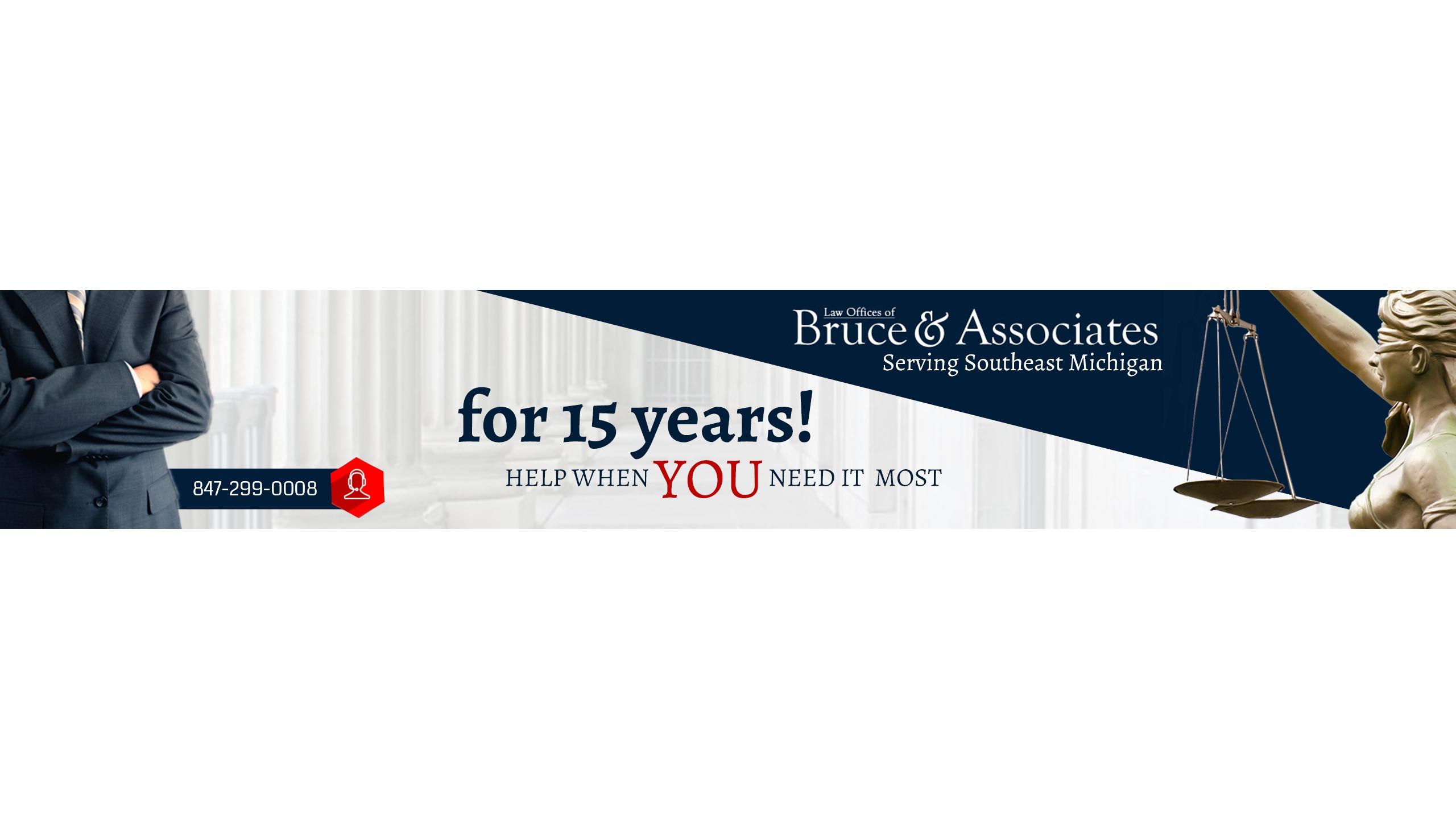 Bruce & Associates (@monroemichiganattorney) Cover Image