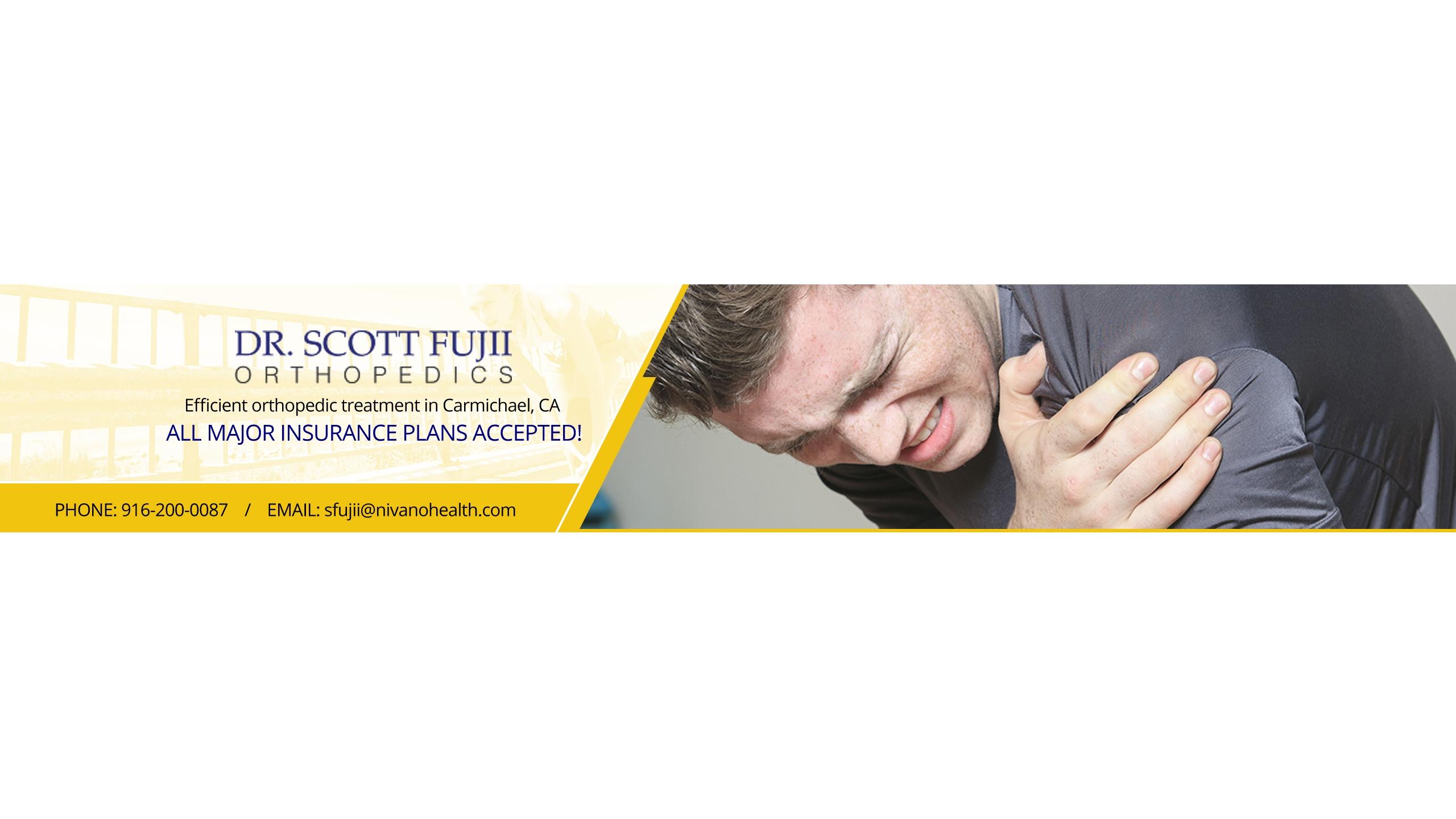 Dr. Scott Fujii M.D. (@drscottfujii) Cover Image