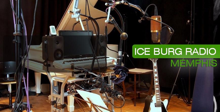 http://iceburgradiomemphistn.com/ (@iceburgradiomemphis) Cover Image