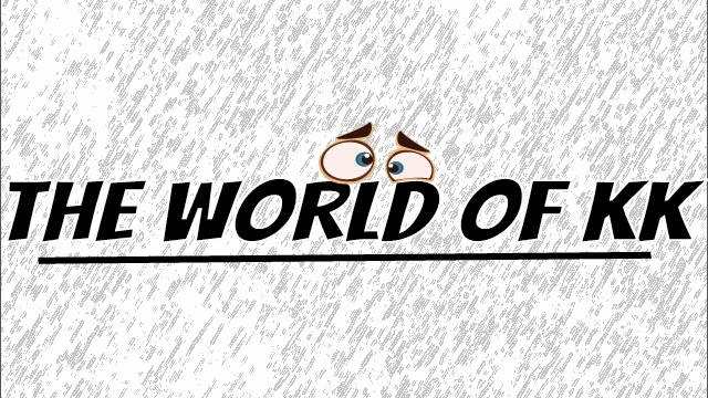 @theworldofkk Cover Image