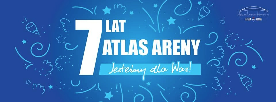 Atlas Arena Łódź (@atlasarenalodz) Cover Image