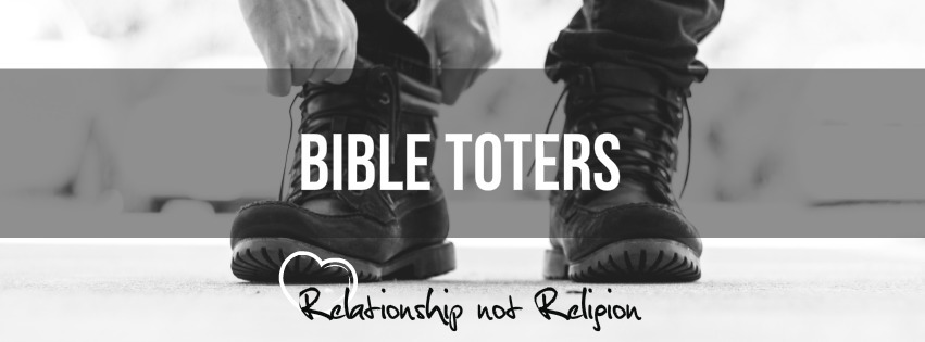 Bible Toters (@bibletoters) Cover Image
