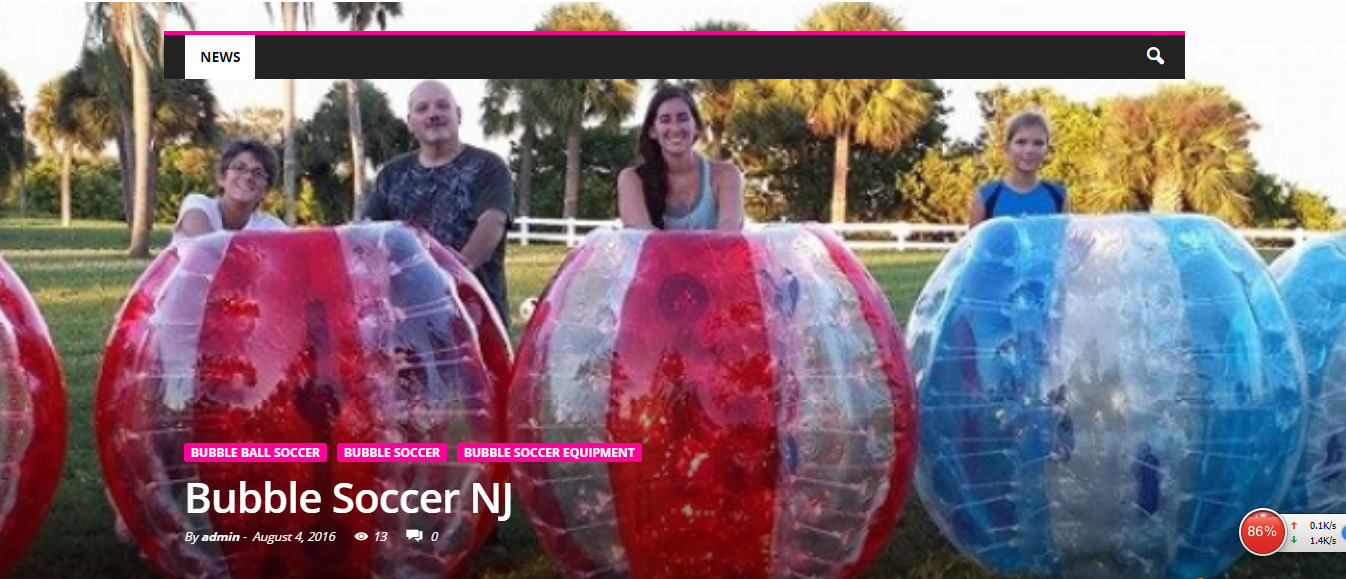 bubblesoccerglobal (@bubblesoccerglobal) Cover Image