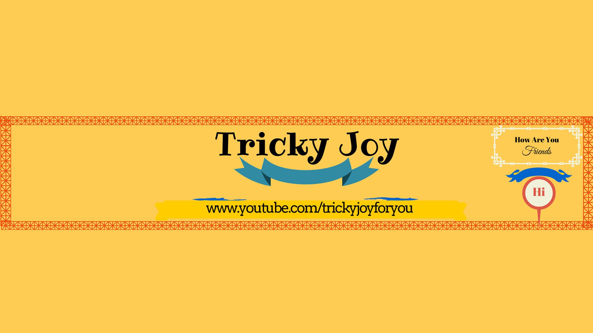 TrickyJoy (@trickyjoy) Cover Image