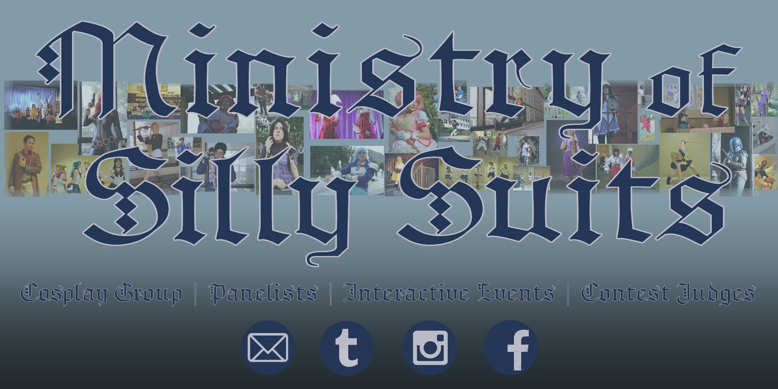 Ministry of Silly Suits Cosplay (@ministryofsillysuits) Cover Image
