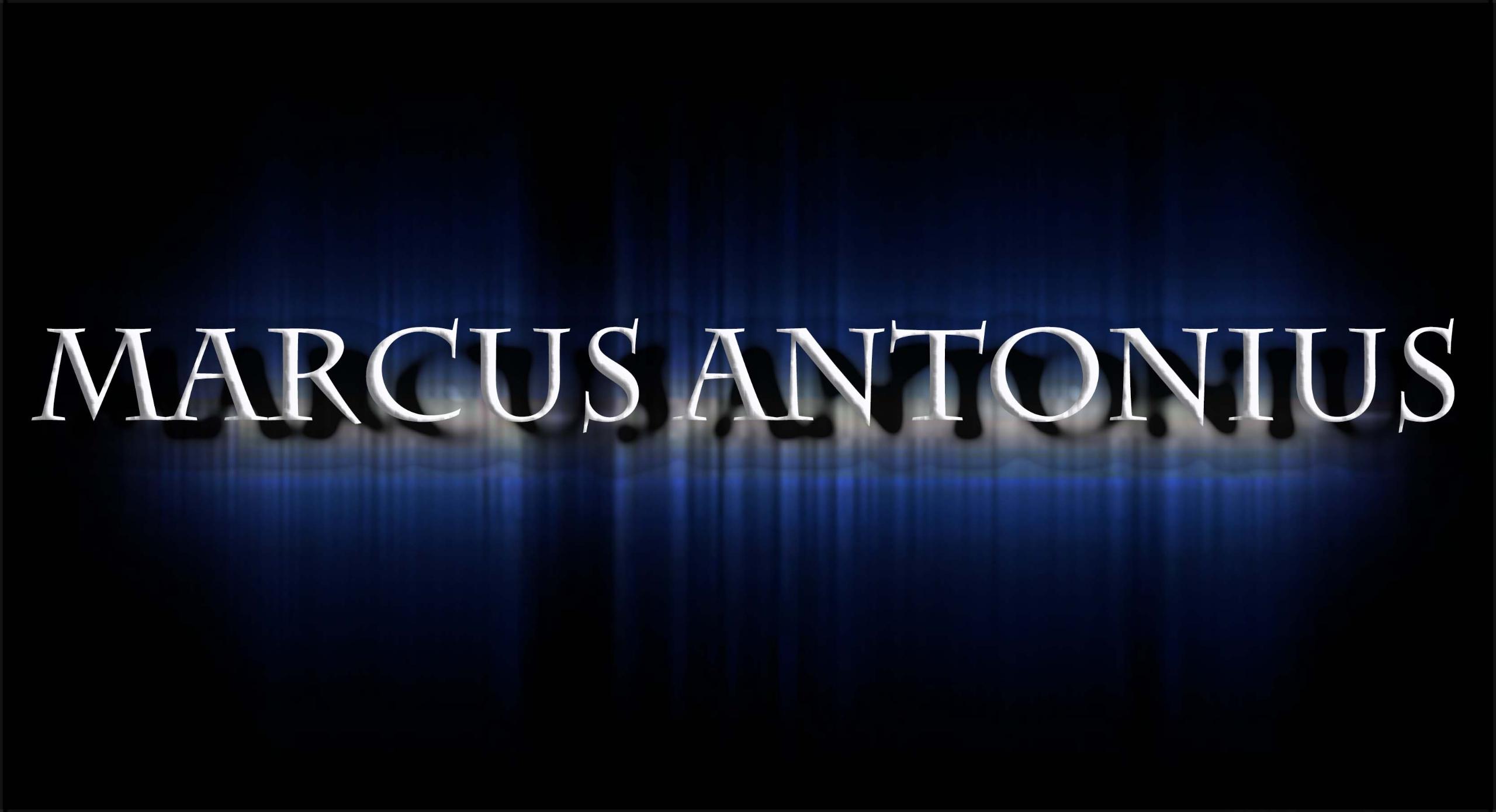 Marcus Antonius (@marcusantony) Cover Image